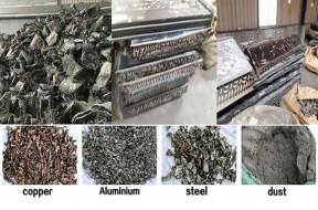 铜铝水箱分离机设备配置