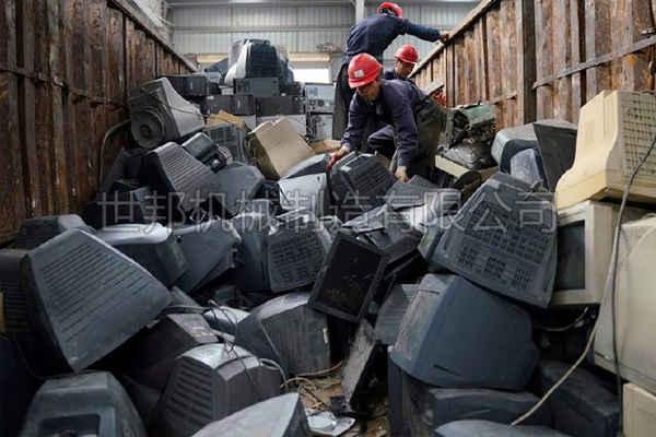 废旧电子垃圾