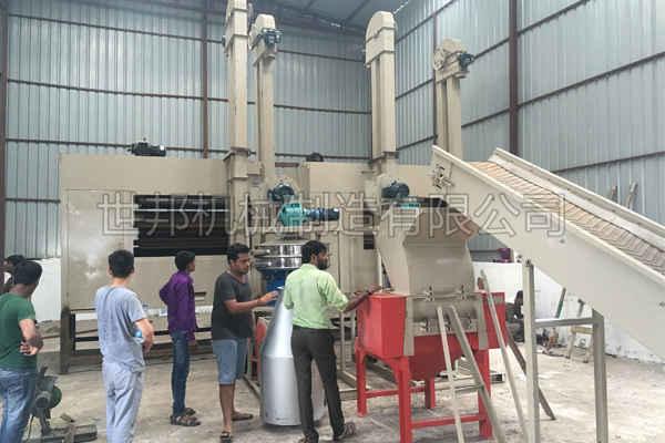 电路板回收设备的生产注意事项和日常维护