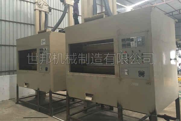 废旧电路板回收设备指标均符合生产要求