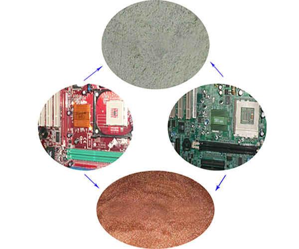 电路板分离设备物料适用范围